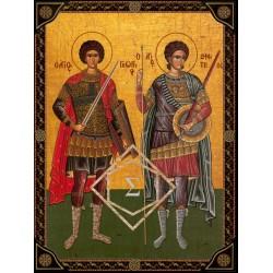 Άγιοι Γεώργιος και Δημήτριος [ ΘΕΜΑ Α1 ]