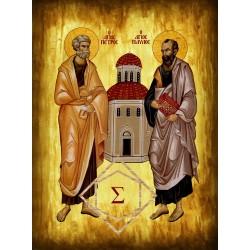 Άγιος Πέτρος & Άγιος Παύλος [Θέμα 3]
